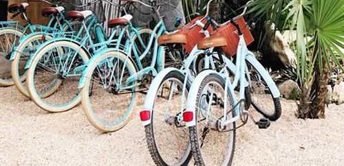 Tulum bike rentals