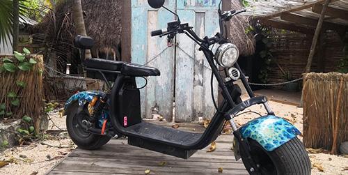 tulum scooter rentals